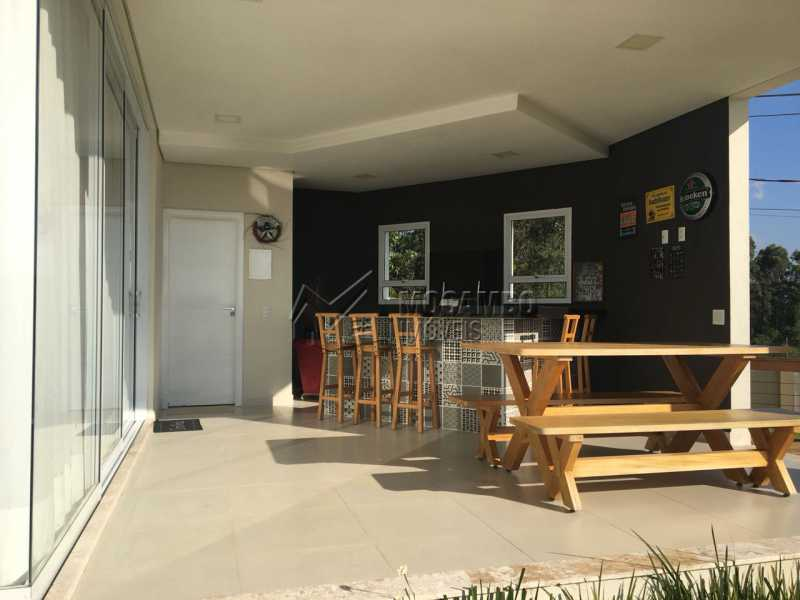 Espaço gourmet - Casa em Condomínio 3 Quartos À Venda Itatiba,SP - R$ 950.000 - FCCN30103 - 5