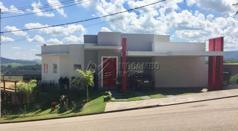 Fachada - Casa em Condomínio 3 Quartos À Venda Itatiba,SP - R$ 950.000 - FCCN30103 - 23