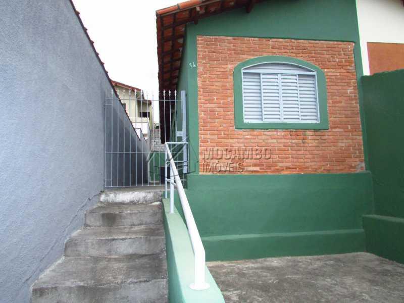 fachada - Casa 2 quartos para alugar Itatiba,SP - R$ 1.000 - FCCA20466 - 3