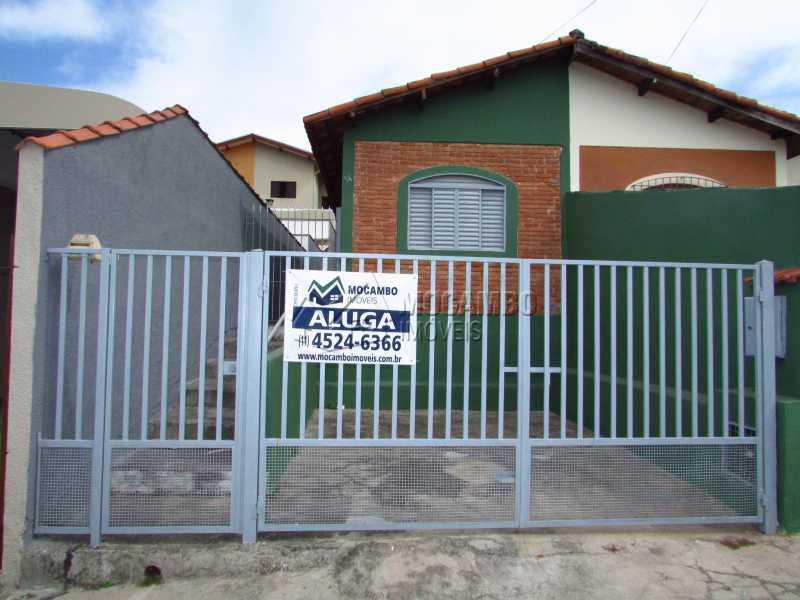 Fachada - Casa 2 quartos para alugar Itatiba,SP - R$ 1.000 - FCCA20466 - 1