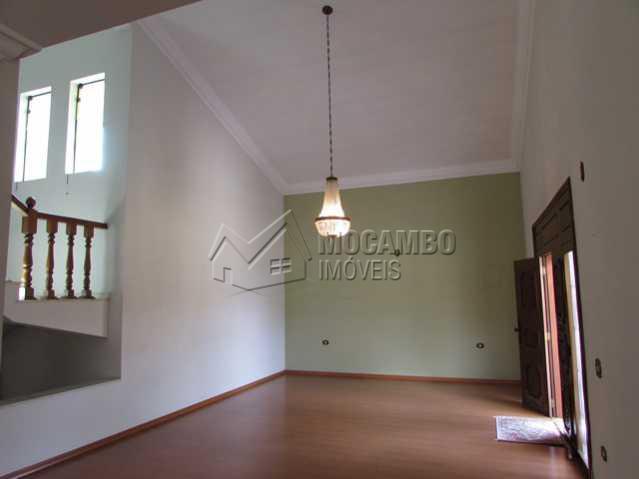 Ampla Sala - Casa em Condomínio 4 quartos à venda Itatiba,SP - R$ 1.000.000 - FCCN40029 - 5