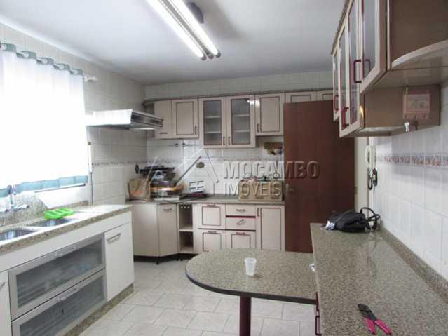 Cozinha Planejada - Casa em Condomínio 4 quartos à venda Itatiba,SP - R$ 1.000.000 - FCCN40029 - 7