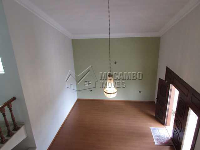 Ampla Sala - Casa em Condomínio 4 quartos à venda Itatiba,SP - R$ 1.000.000 - FCCN40029 - 12