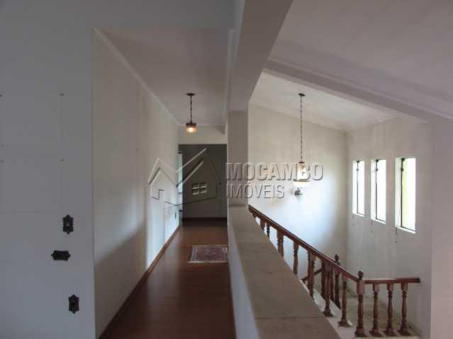 Acesso para Dormitórios - Casa em Condomínio 4 quartos à venda Itatiba,SP - R$ 1.000.000 - FCCN40029 - 13