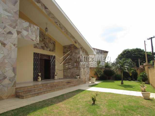 Fachada - Casa em Condomínio 4 quartos à venda Itatiba,SP - R$ 1.000.000 - FCCN40029 - 20