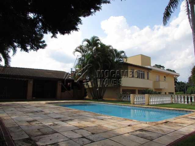 Piscina - Casa em Condomínio 4 quartos à venda Itatiba,SP - R$ 1.000.000 - FCCN40029 - 3
