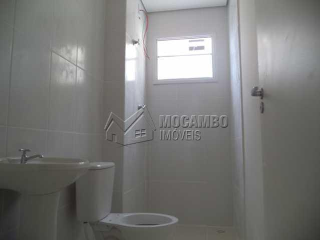 Banheiro - Apartamento 2 quartos à venda Itatiba,SP - R$ 169.000 - FCAP20250 - 5