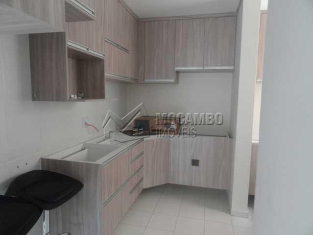 Cozinha - Apartamento 2 Quartos À Venda Itatiba,SP - R$ 220.000 - FCAP20251 - 5