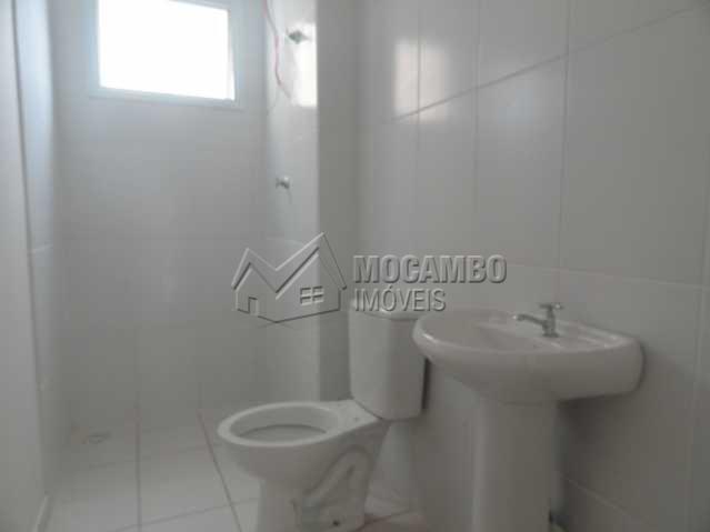 Banheiro Social - Apartamento 2 Quartos À Venda Itatiba,SP - R$ 220.000 - FCAP20251 - 9