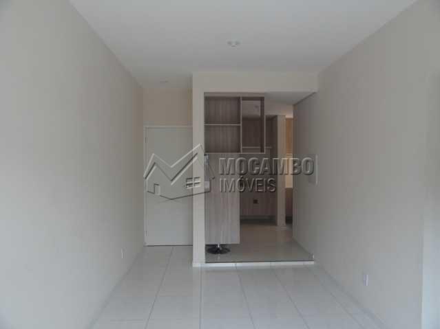 Sala - Apartamento 2 Quartos À Venda Itatiba,SP - R$ 220.000 - FCAP20251 - 4