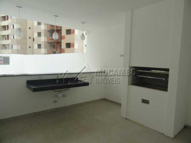 Área Externa - Apartamento 2 Quartos À Venda Itatiba,SP - R$ 220.000 - FCAP20251 - 12