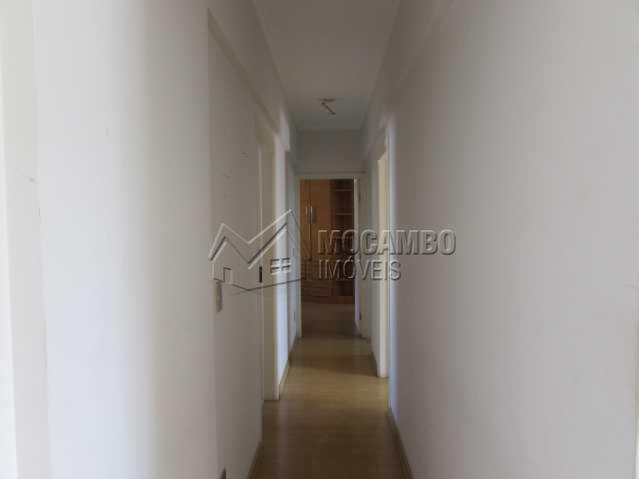 Corredor - Apartamento 3 quartos à venda Itatiba,SP - R$ 380.000 - FCAP30230 - 5