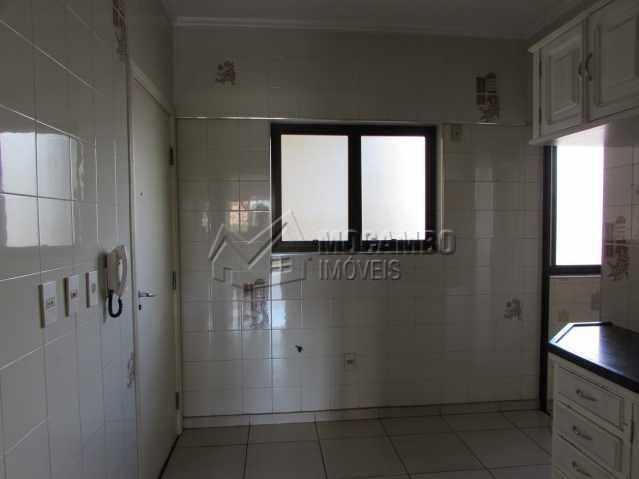 Cozinha - Apartamento 3 quartos à venda Itatiba,SP - R$ 380.000 - FCAP30230 - 12
