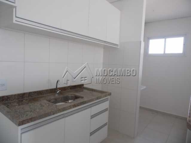cozinha planejada - Apartamento Para Alugar no Condomínio Edifício Jardim Nice - Jardim Nice - Itatiba - SP - FCAP20256 - 3