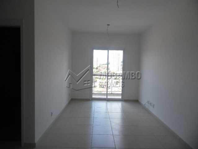 sala com sacada - Apartamento Para Alugar no Condomínio Edifício Jardim Nice - Jardim Nice - Itatiba - SP - FCAP20256 - 5