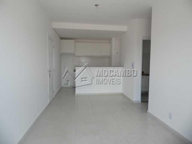 sala - Apartamento Para Alugar no Condomínio Edifício Jardim Nice - Jardim Nice - Itatiba - SP - FCAP20256 - 7