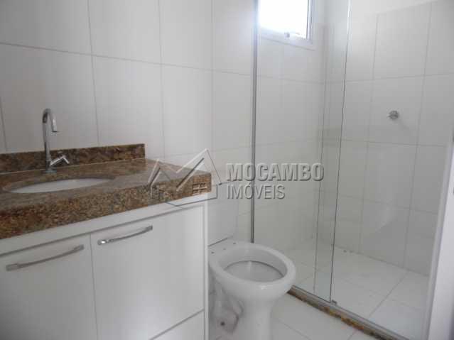 w.c. social - Apartamento Para Alugar no Condomínio Edifício Jardim Nice - Jardim Nice - Itatiba - SP - FCAP20256 - 8