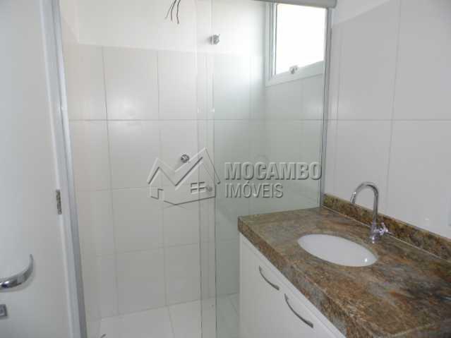 w.c. suíte - Apartamento Para Alugar no Condomínio Edifício Jardim Nice - Jardim Nice - Itatiba - SP - FCAP20256 - 10