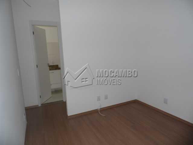 suíte - Apartamento Para Alugar no Condomínio Edifício Jardim Nice - Jardim Nice - Itatiba - SP - FCAP20256 - 12