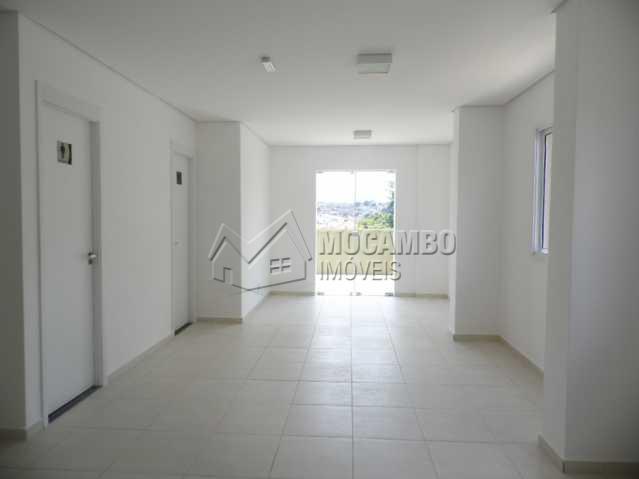 salão festas - Apartamento Para Alugar no Condomínio Edifício Jardim Nice - Jardim Nice - Itatiba - SP - FCAP20256 - 13