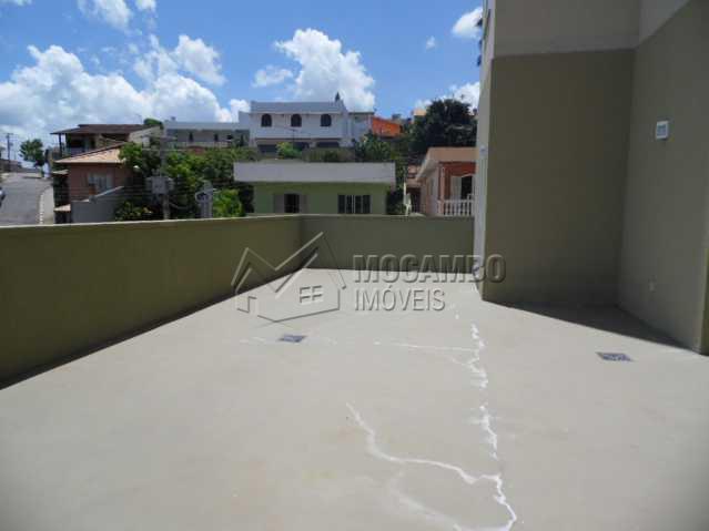 terraço interior - Apartamento Para Alugar no Condomínio Edifício Jardim Nice - Jardim Nice - Itatiba - SP - FCAP20256 - 14