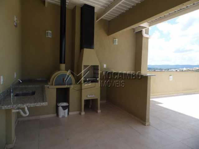churrasqueira - Apartamento Para Alugar no Condomínio Edifício Jardim Nice - Jardim Nice - Itatiba - SP - FCAP20256 - 15