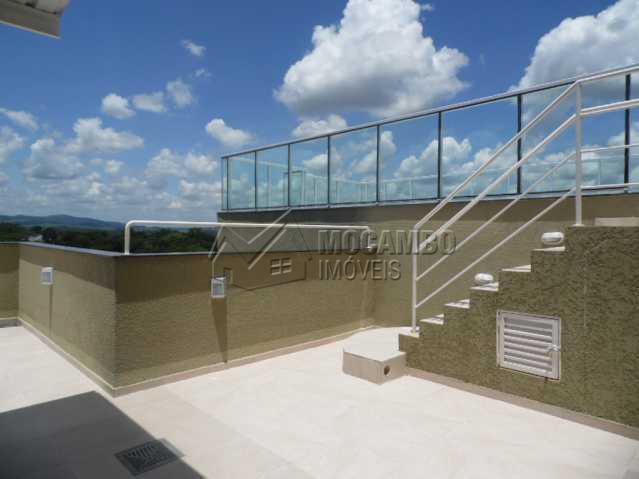 terraço superior - Apartamento Para Alugar no Condomínio Edifício Jardim Nice - Jardim Nice - Itatiba - SP - FCAP20256 - 18