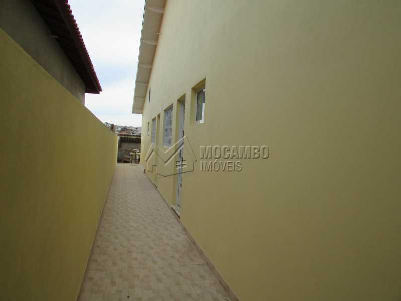 Corredor externo - Casa 2 Quartos À Venda Itatiba,SP - R$ 280.000 - FCCA20485 - 4