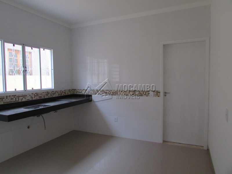 Cozinha - Casa 2 Quartos À Venda Itatiba,SP - R$ 280.000 - FCCA20485 - 3