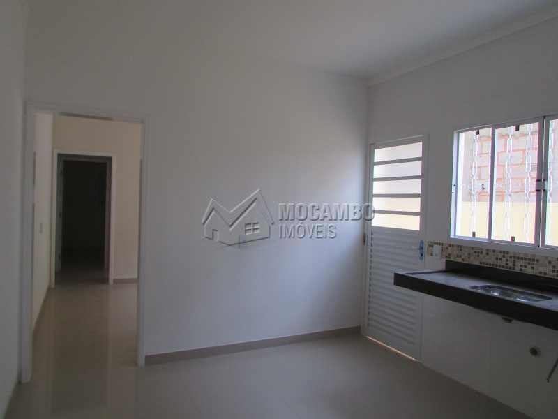 Cozinha - Casa 2 Quartos À Venda Itatiba,SP - R$ 280.000 - FCCA20485 - 1