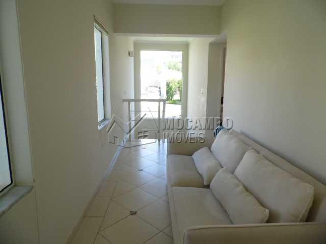 sala íntima - Casa em Condomínio 3 quartos para alugar Itatiba,SP - R$ 10.500 - FCCN30117 - 11