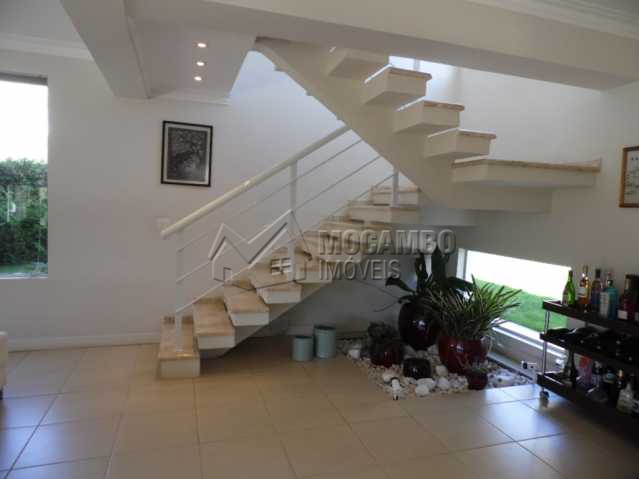 sala dois ambientes - Casa em Condomínio 3 quartos para alugar Itatiba,SP - R$ 10.500 - FCCN30117 - 4