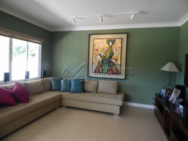 home theater - Casa em Condomínio 3 quartos para alugar Itatiba,SP - R$ 10.500 - FCCN30117 - 7