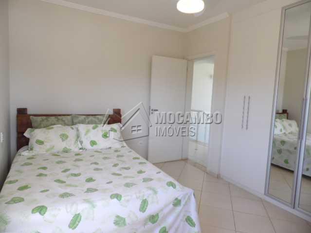 suíte 3 - Casa em Condomínio 3 quartos para alugar Itatiba,SP - R$ 10.500 - FCCN30117 - 19