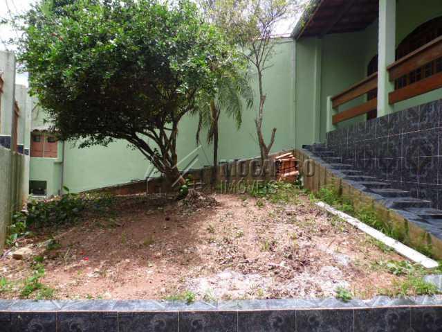 jardim - Casa 2 quartos para alugar Itatiba,SP - R$ 1.750 - FCCA20490 - 3