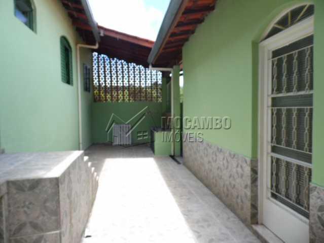 quintal e lavanderia - Casa 2 quartos para alugar Itatiba,SP - R$ 1.750 - FCCA20490 - 15