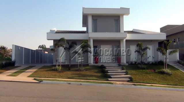 Fachada - Casa em Condomínio 4 quartos à venda Itatiba,SP - R$ 1.700.000 - FCCN40034 - 1