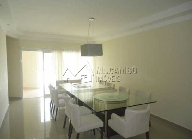 Sala de Jantar - Casa em Condomínio 4 quartos à venda Itatiba,SP - R$ 1.700.000 - FCCN40034 - 6