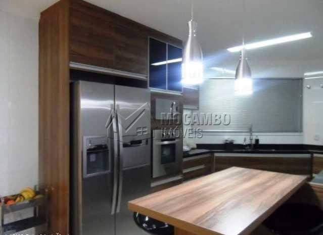Cozinha Planejada - Casa em Condomínio 4 quartos à venda Itatiba,SP - R$ 1.700.000 - FCCN40034 - 8