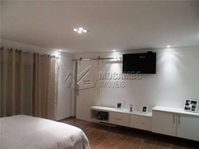 Suíte - Casa em Condomínio 4 quartos à venda Itatiba,SP - R$ 1.700.000 - FCCN40034 - 12