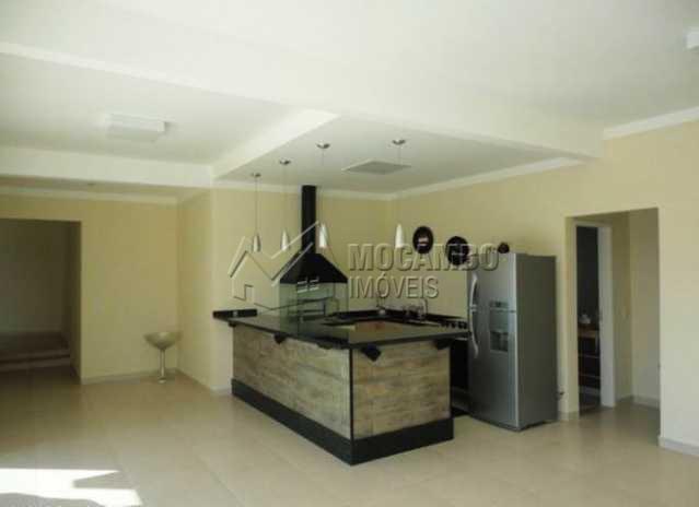 Área Gourmet - Casa em Condomínio 4 quartos à venda Itatiba,SP - R$ 1.700.000 - FCCN40034 - 21