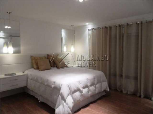 Suíte - Casa em Condomínio 4 quartos à venda Itatiba,SP - R$ 1.700.000 - FCCN40034 - 14