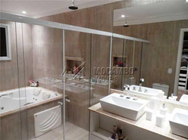 Suíte - Casa em Condomínio 4 quartos à venda Itatiba,SP - R$ 1.700.000 - FCCN40034 - 15