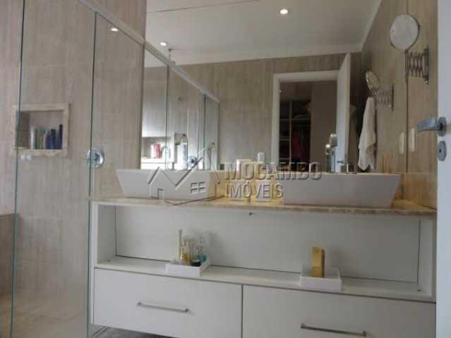 Suíte - Casa em Condomínio 4 quartos à venda Itatiba,SP - R$ 1.700.000 - FCCN40034 - 20