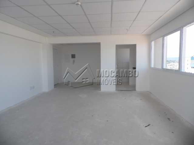 sala - Sala Comercial Para Venda ou Aluguel no Condomínio Edifício Inside Corporate - Vila Cassaro - Itatiba - SP - FCSL00061 - 3