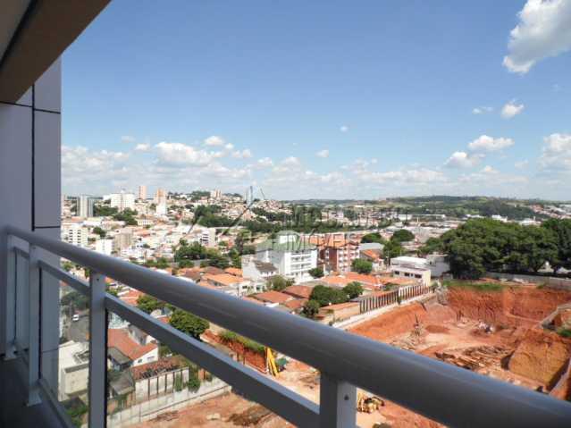 vista da varanda - Sala Comercial Para Venda ou Aluguel no Condomínio Edifício Inside Corporate - Vila Cassaro - Itatiba - SP - FCSL00061 - 6