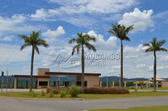 Entrada do condomínio - Terreno 597m² à venda Itatiba,SP - R$ 223.450 - FCUF00624 - 3