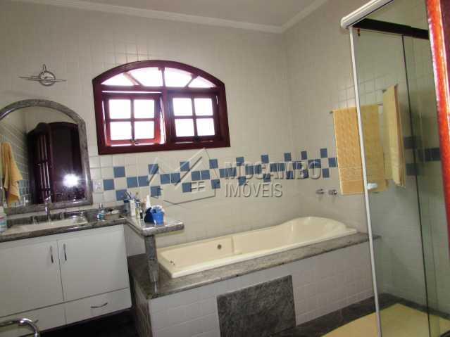 Banheiro Suite - Casa em Condomínio Parque São Gabriel, Itatiba, Bairro Itapema, SP À Venda, 4 Quartos, 480m² - FCCN40036 - 14