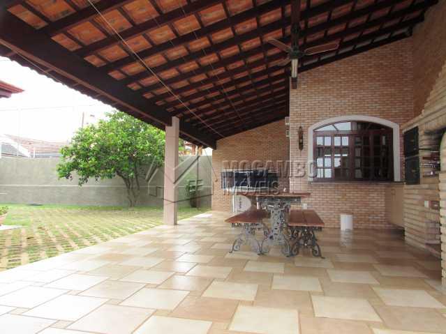 Salão Festas - Casa em Condomínio Parque São Gabriel, Itatiba, Bairro Itapema, SP À Venda, 4 Quartos, 480m² - FCCN40036 - 29