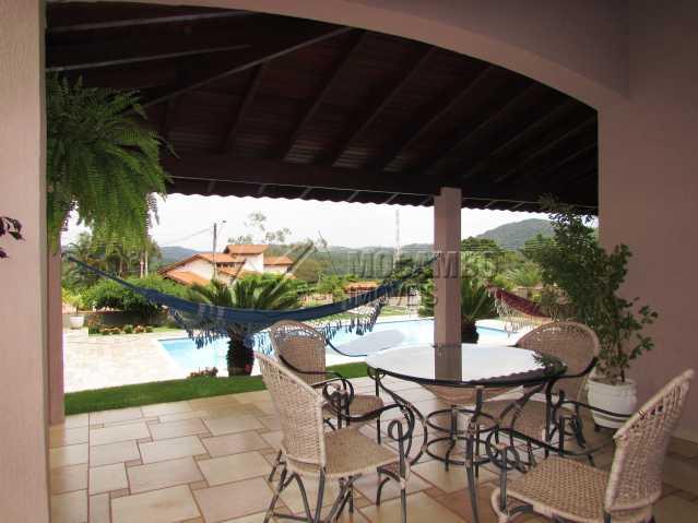 Varanda - Casa em Condomínio Parque São Gabriel, Itatiba, Bairro Itapema, SP À Venda, 4 Quartos, 480m² - FCCN40036 - 11